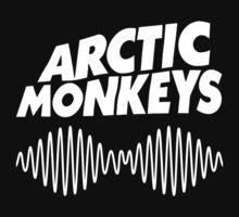 Arctic Monkeys AM by ArabicTshirts