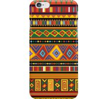 Ethnic Colorful Pattern Africa Art iPhone Case/Skin
