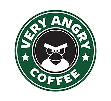 Very Angry Coffee by StewNor