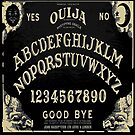 Ouija Pillow  by Homewrecker