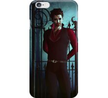 Insatiable Appetite (Fright Night) iPhone Case/Skin