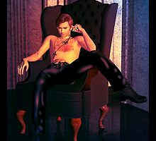 Just Vincent... (Fright Night) by ifourdezign