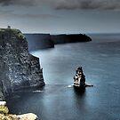 Cliffs of Moher by Sankofa