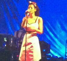 Marina, Live by anthonymarshall