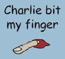 Charlie Bit My Finger by jezkemp