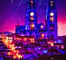 Basilica Blue by Wib Dawson