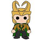 Loki Helmet by rwang