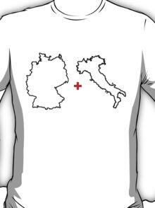 Germany + Italy T-Shirt