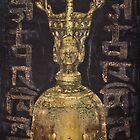 Bril-bu Tibetan hand bell by Tilly Campbell-Allen