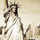 Lady Liberty by dgscotland