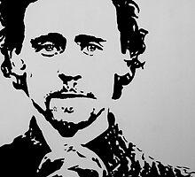 Tom Hiddleston/Henry V by Clare Shailes