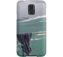 Storm on Tasman Sea Samsung Galaxy Case/Skin