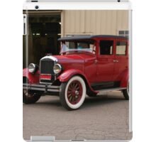 1927 Paige 8-85 Sedan iPad Case/Skin