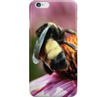 Fuzzy Bumble Guy iPhone Case/Skin