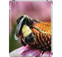 Fuzzy Bumble Guy iPad Case/Skin