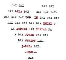 typewriter dax by mugs-munny