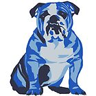 Blue Bully by VPettis