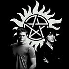 Supernatural  -  The Winchester Brothers Anti-Possession by Ashley Morrow