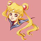 Sailor Moon by hbitik