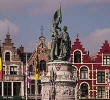 Postcard from Belgium - Travel Photography by JuliaRokicka