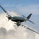 Dakota in Normandy Landings livery from Yeovilton 2014 by SWEEPER