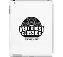 West Coast Classics iPad Case/Skin