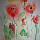 The Poppies by Kate Delancel
