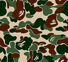 BAPE Camo 1 by FlexGod