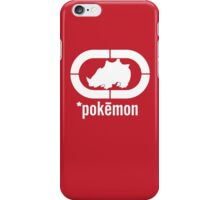 Ecko-Voice Unlimited (White) iPhone Case/Skin