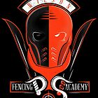 Fencing Academy by MitchLudwig