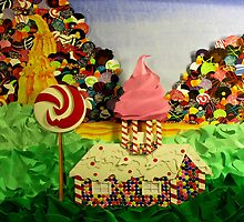 Candy Land by Barbaramansilla