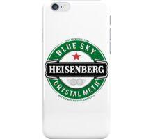 Breaking Bad | Heisenberg: 100% Chemically Pure iPhone Case/Skin