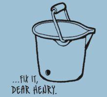 Dear Henry. by dylan9