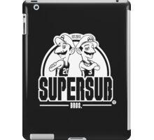 Super Sub Bros. iPad Case/Skin