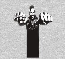 Mr. T is awesome! by Zahtael