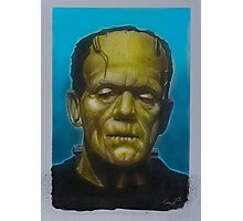 Frankenstein Monster Photographic Print