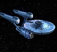 The Enterprise by Joe Misrasi