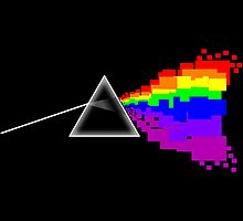 8-bit Dark Side of the Moon by jayebz