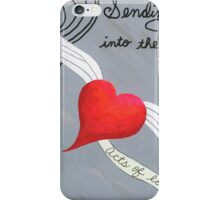 Vibrations of Love iPhone Case/Skin