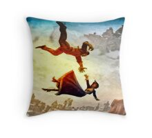 If You Fall I Shall Catch You Throw Pillow