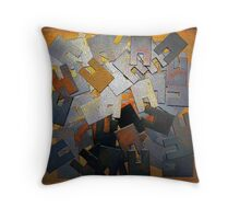 Random One Throw Pillow
