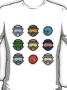 Red Vs Blue AI's T-Shirt