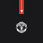 Manchester United 2007 Away Jersey Representation by scoutingfelix