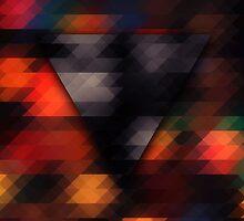 Dark Triangle  by Joshua Terkuile