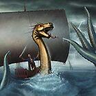 Dragon Boat by Daniel Ranger