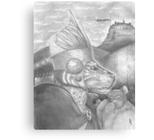 The Merchant Prince Canvas Print