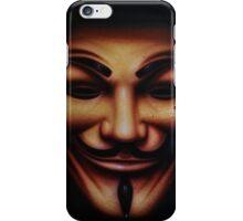 Nameless iPhone Case/Skin