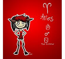 Astrology - Aries Photographic Print
