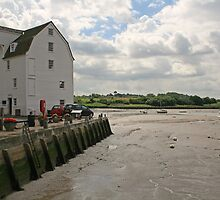 Woodbridge Tide Mill by RedHillDigital
