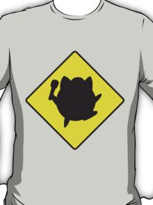 Jigglypuff Crossing T-Shirt